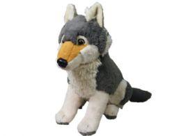 12 of Wild Republic Large Plush Wolf