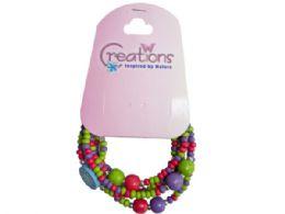 144 of Creation Elephant Themed Wrap Bracelet