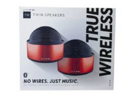 6 of Hype Red True Wilress Twin Pairing Rechargeable Bluetooth sp