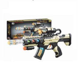 12 of Sniper Rifle Sound Light Toy Gun