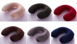 24 of Memory Foam Travel Pillow One Size