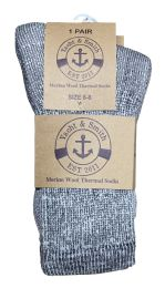 36 of Yacht & Smith Kids Merino Wool Thermal Winter Camping Boot Socks