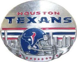 6 of Houston Texas Belt Buckle