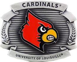 6 of Cardinals Belt Buckle