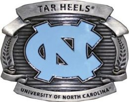 6 of University Of North Carolina Belt Buckle