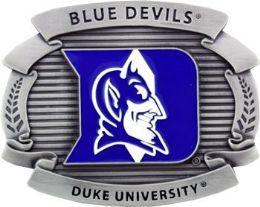 12 of Blue Devils Belt Buckle