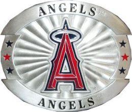 6 of Anaheim Angels Belt Buckle