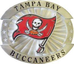 6 of Tampa Bay Buccaneers Belt Buckle