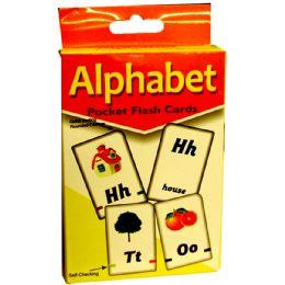 48 of Flash Cards - Alphabet A-Z