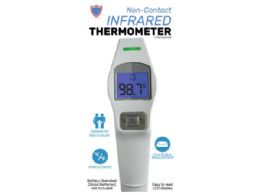 3 of Infrared Forehead Thermometer No Touch Thermometer