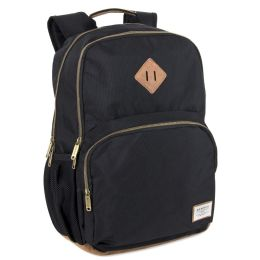 24 of 19 Inch Premium Backpack Double Compartment With Laptop Sleeve