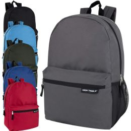 24 of High Trails 19 Inch Backpack With Side Mesh Pocket