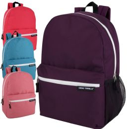 24 of High Trails 19 Inch Backpack With Side Mesh Pocket Girls