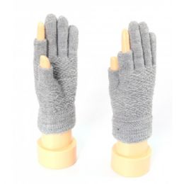 72 of Ladies Thumb And Index Finger Less Gloves