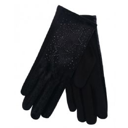 36 of Ladies Winter Glove With Star