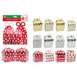 144 of 2 Count Gift Box Foldable