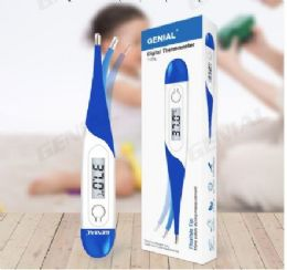 50 of Genial Digital Oral Thermometer Blue