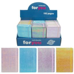 96 of Notebook Assorted Solid Color
