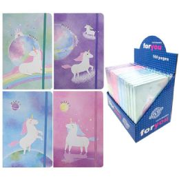 96 of Notebook Unicorn Assorted Color