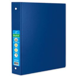 24 of Hard Cover Binder In Blue