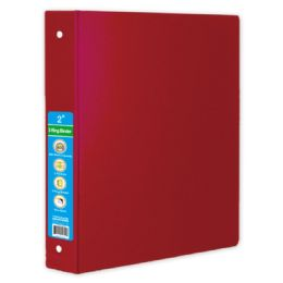 36 of Hard Cover Binder In Red