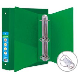 36 of Hard Cover Binder In Green