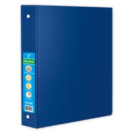 36 of Hard Cover Binder In Blue