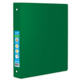 48 of Hard Cover Binder In Green