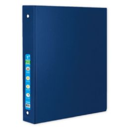 48 of Hard Cover Binder In Blue