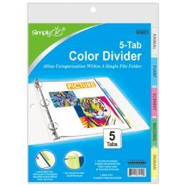 96 of 3 Ring Binder Dividers