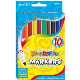 60 of Color Super Tip Washable Marker