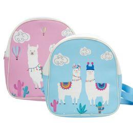 12 of Kid's Backpack Llama