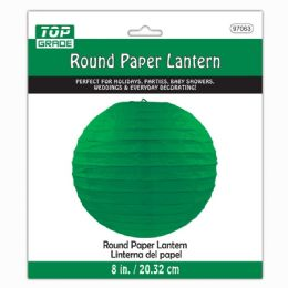 96 of Paper Lantern Hunter Green