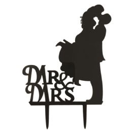 120 of Cake Topper Acrylic Mr And Mrs