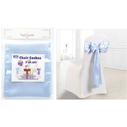 120 of Chair Sashes Light Blue