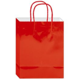180 of Everyday Gift Bag Red Size Medium