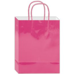 180 of Everyday Gift Bag Hot Pink Size Medium