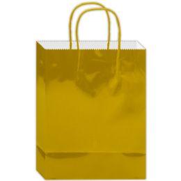 180 of Everyday Gift Bag Gold Size Medium