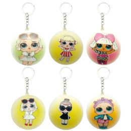 144 of Key Chain Soft Doll