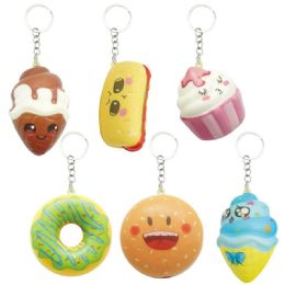 144 of Key Chain Soft Snack