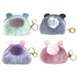 48 of Purse Key Chain Fur