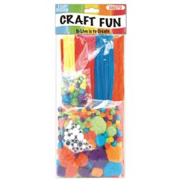48 of 300 Count Chenille Stem Set
