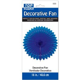 96 of Fan In Royal Blue Decor