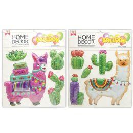48 of Room Decoration Sticker Llama Pattern
