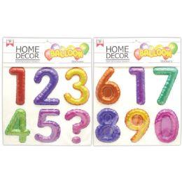 48 of Room Decoration Sticker 123 Pattern