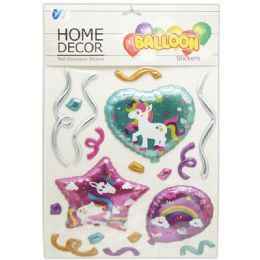 48 of Room Decoration Sticker Unicorn Pattern
