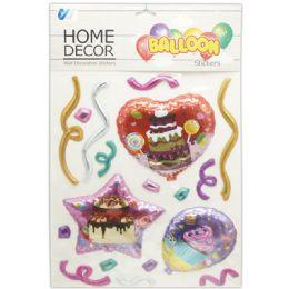 48 of Room Decoration Sticker Birthday Pattern