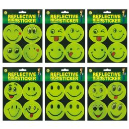 144 of Reflect Sticker Smiley Face