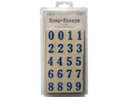 54 of SnaP-Stamps Set Numbers Formal 1in