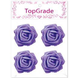96 of Foam Rose In Purple